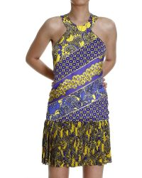 Just Cavalli Dress Woman Roberto Cavalli - Lyst
