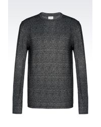 Armani T-Shirt In Viscose Blend Jersey - Lyst