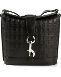 Peter Jensen Angela Rabbit Embossed Bag - Lyst