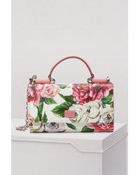 Dolce & Gabbana - Sicily Mini Clutch - Lyst