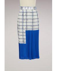 Gauchère - Lexie Pleated Skirt - Lyst
