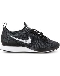 Nike - Baskets Air Zoom Mariah Flyknit Racer - Lyst
