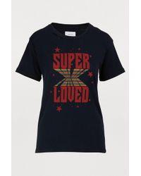 Current/Elliott - Super Loved T-shirt - Lyst