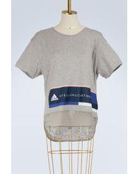 adidas By Stella McCartney - Essentials Logo T-shirt - Lyst