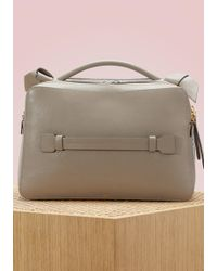 Anya Hindmarch - The Stack Top Handle - Lyst