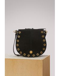 See By Chloé - Leather Shoulder Bag - Lyst