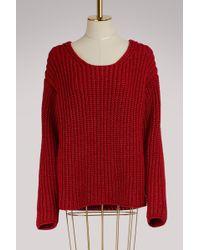 Mansur Gavriel - Chunky Knit Sweater - Lyst