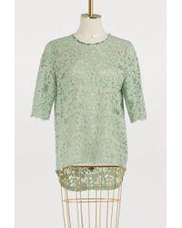 Roseanna - Martial Cotton Top - Lyst