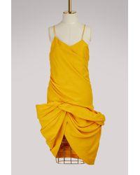 Jacquemus - Coracao Short Dress - Lyst