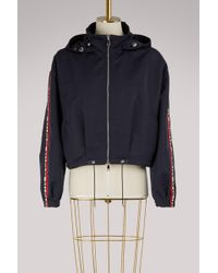 Moncler - Zirconite Hooded Jacket - Lyst