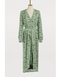 Roseanna - Century Cotton Dress - Lyst