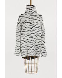 Givenchy - Zebra Top - Lyst
