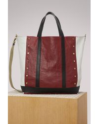 Vanessa Bruno - Leather Tote - Lyst
