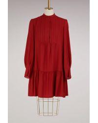 A.P.C. - Wool Jones Dress - Lyst