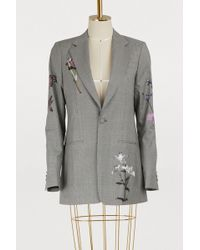 Each x Other - Floral Print Blazer - Lyst