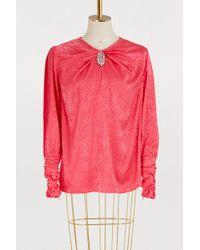 Dodo Bar Or - Veronica Shirt - Lyst