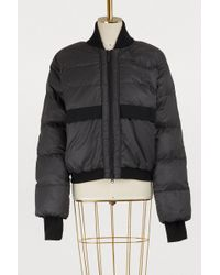 adidas By Stella McCartney - Short Quilted Jacket - Lyst