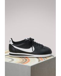 Nike - Classic Cortez Leather - Lyst