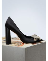 Sophia Webster - Lilico Crystal Court Shoes - Lyst