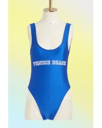 Private Party - Venice Beach One-piece Swimsuit - Lyst