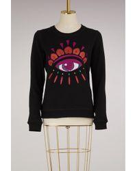 KENZO - Christmas Eye Sweatshirt - Lyst