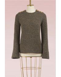 Vanessa Bruno | Wool Hugoline Jumper | Lyst