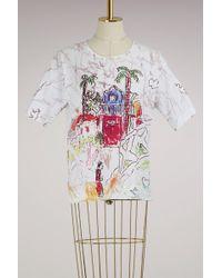 Marni - Short Sleeves T-shirt - Lyst