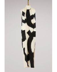 Max Mara - Agiato Silk Dress - Lyst