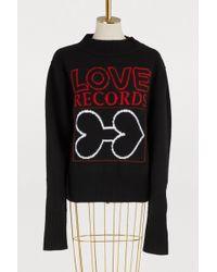 AALTO - Love Records Sweater - Lyst