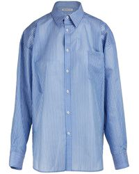 Balenciaga Lingerie Skirt - Blue