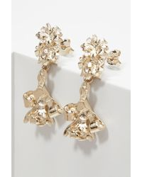 Valentino Flower Earings