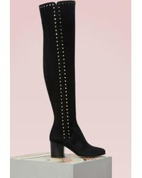 Jimmy Choo - Harlem 65 Leather Boots - Lyst
