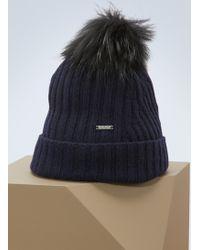 Woolrich | Wool Beanie | Lyst