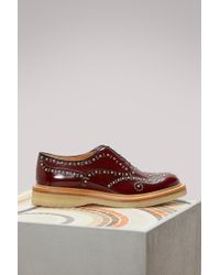 Church's - Sheryl Leather Derby Shoes - Lyst