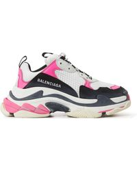 "Balenciaga Triple S"" Sneakers"" - Multicolour"