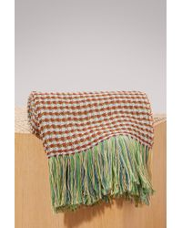 Isabel Marant - Sydney Wool And Silk Scarf - Lyst