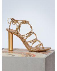 Ferragamo - Fiuggi Sandals - Lyst