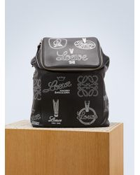 Loewe - Goya Backpack - Lyst