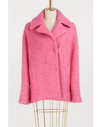 Roseanna - Duncan Virgin Wool And Mohair Coat - Lyst