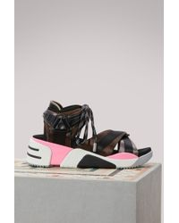 Marc Jacobs - Somewhere Sport Sandal - Lyst