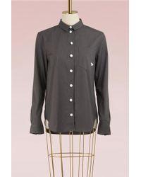 Maison Kitsuné - Cotton Classic Shirt - Lyst