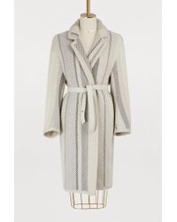 Loro Piana - Belted Coat - Lyst