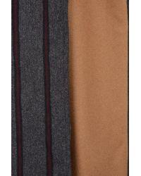 JOUR/NÉ - Wool Stripped Dress - Lyst