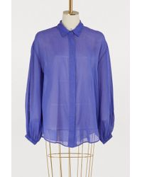 Forte Forte - Voile Shirt - Lyst