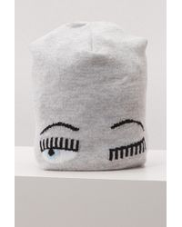 Chiara Ferragni - Cashmere And Wool Hat - Lyst