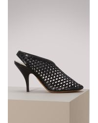Céline - Slingback Court Shoes - Lyst