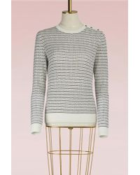 A.P.C. - Evening Sweater - Lyst