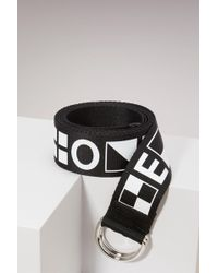 Proenza Schouler - Webbing Printed Belt - Lyst