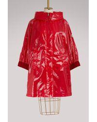 Moncler - Astrophy Raincoat - Lyst