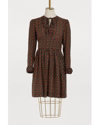 A.P.C. - Mae Dress - Lyst